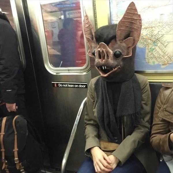 Subways Do Be Like That…
