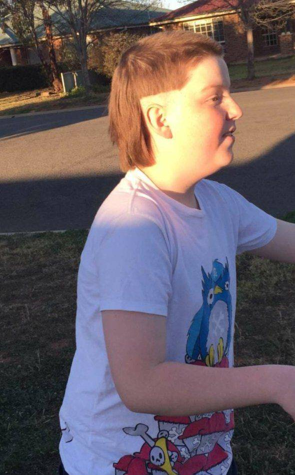 What Are Those Haircuts?!