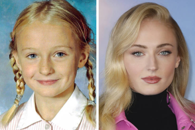 Celebrity Photos From Back When They Were Not Yet Famous