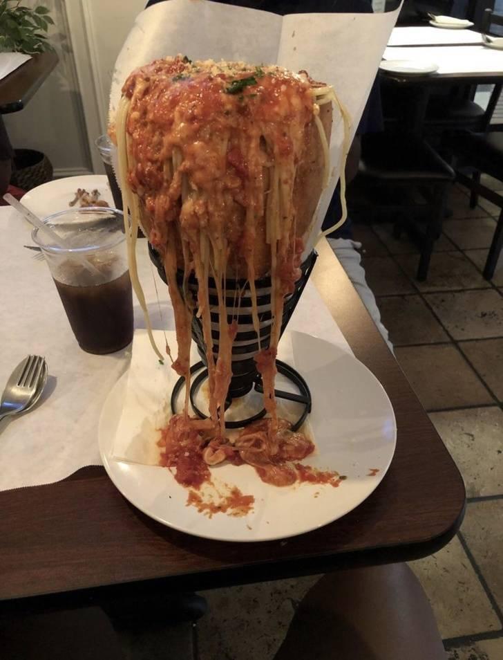 Okay, Restaurants, That's A Bit Too Far…