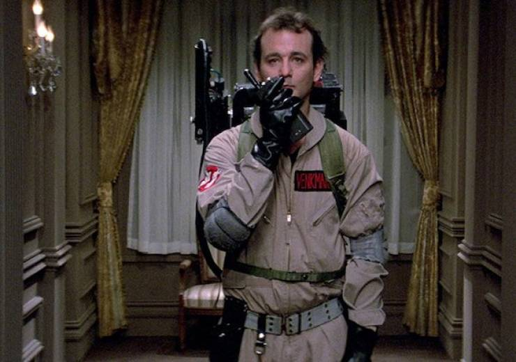 """Who You Gonna Call? """"Ghostbusters"""" Facts!"""