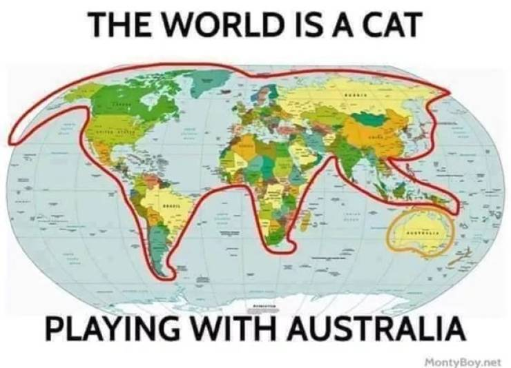 You Don't Need A Geography Degree To Get These Map Jokes