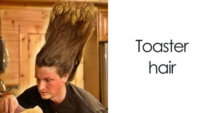 Yeah, His Girlfriend Is A Quarantined Hair Stylist…