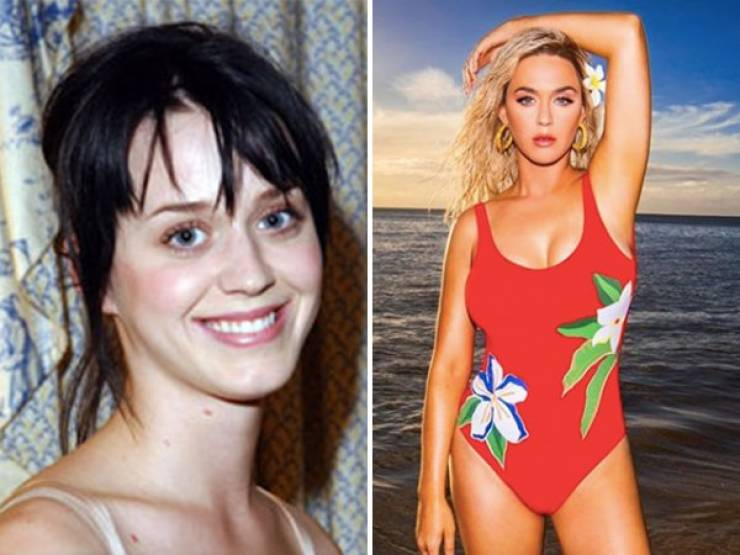Sexy Celebs Before They Turned Into Superstars We Know Today