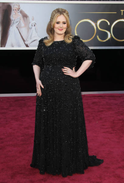 Adele Loses 45 Kilos, Some Internet Users Still Find A Way To Not Like It…