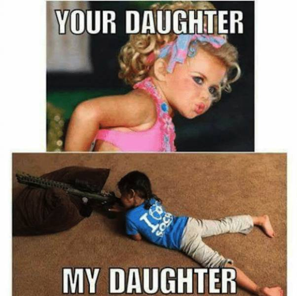 Daughter Memes That Are At Least Somewhat Calm