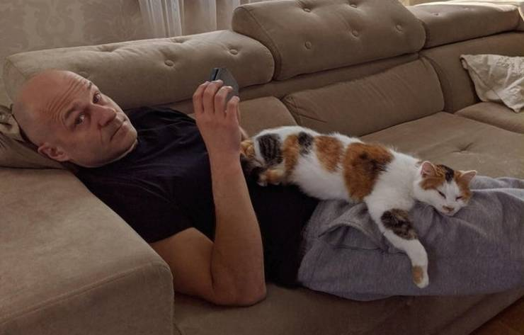 Even Men Can't Resist These Pets!