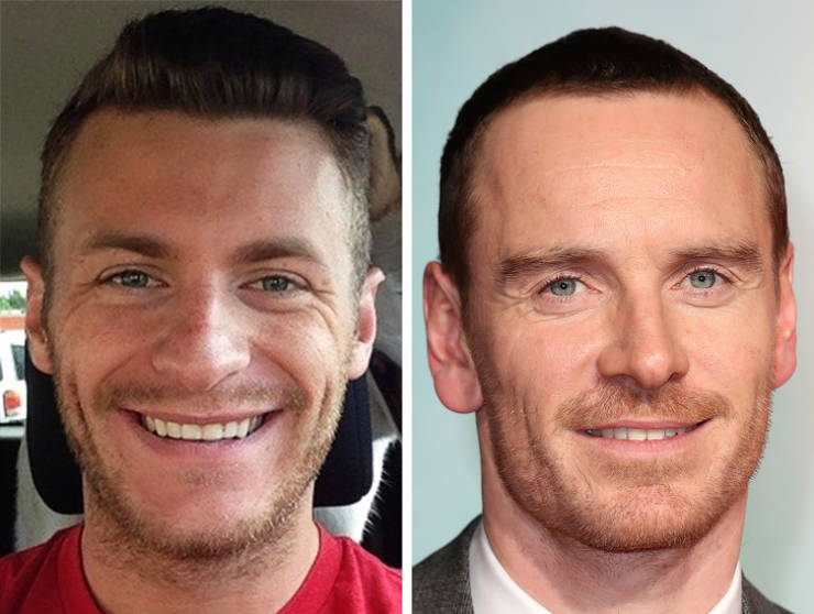 How Does It Feel To Be A Celebrity Doppelganger?