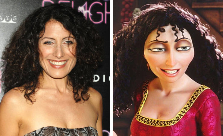 These Celebs Look Just Like Disney Characters!