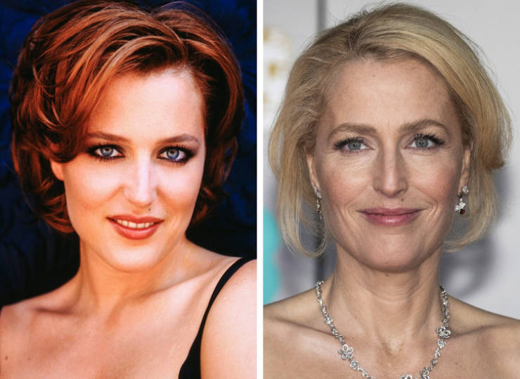Aging Worked Out Well For These Celebs