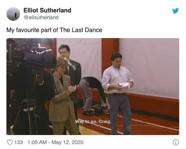 "Enjoy These ""The Last Dance"" Memes Together With MJ"
