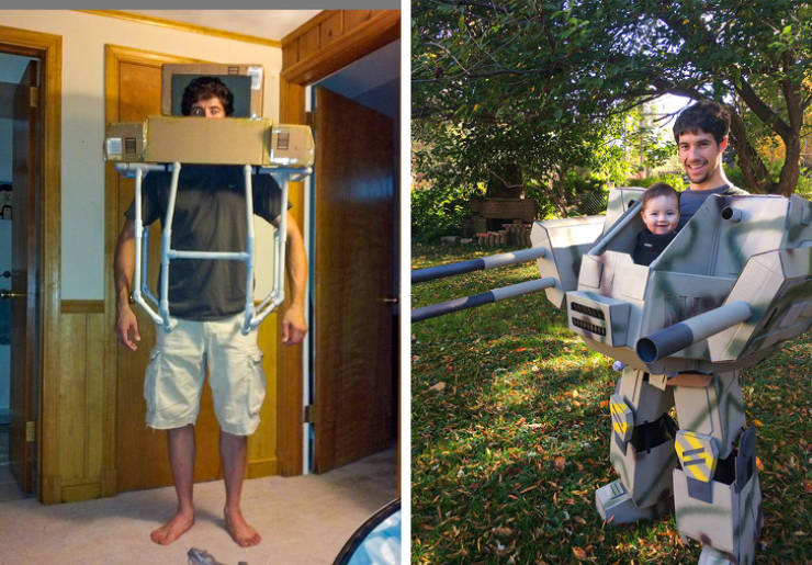 These Dads Definitely Know What They're Doing!