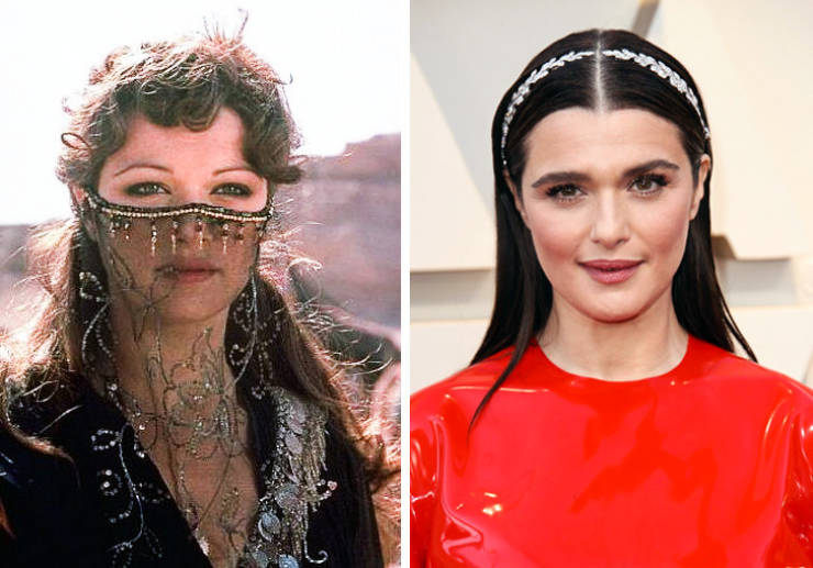 "Actors From ""The Mummy"" Then And Now"
