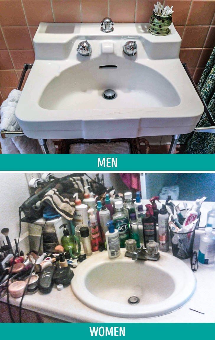 Men And Women Just Can't Understand Each Other…
