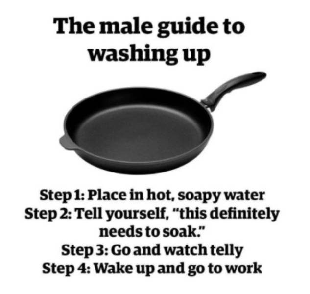 Men Know What These Memes Are All About