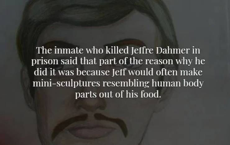 Try To Relax With These Creepy Facts Around…
