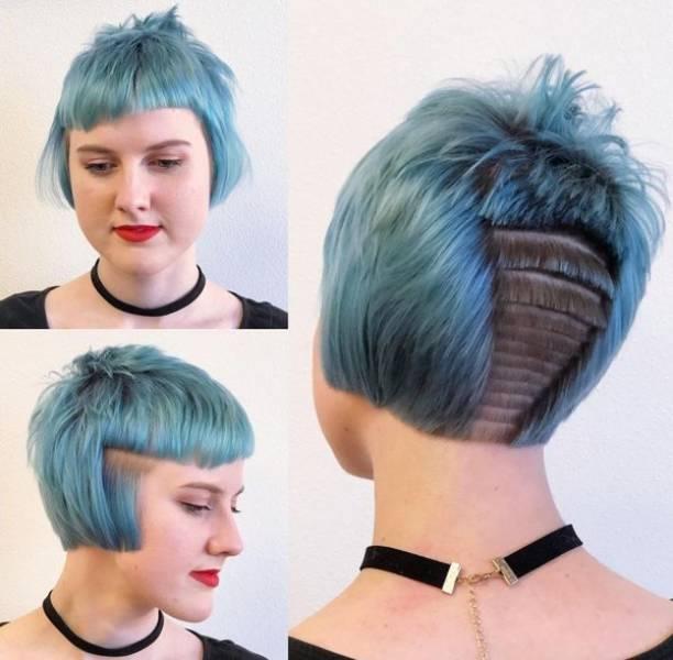 That's Not A Good Haircut!