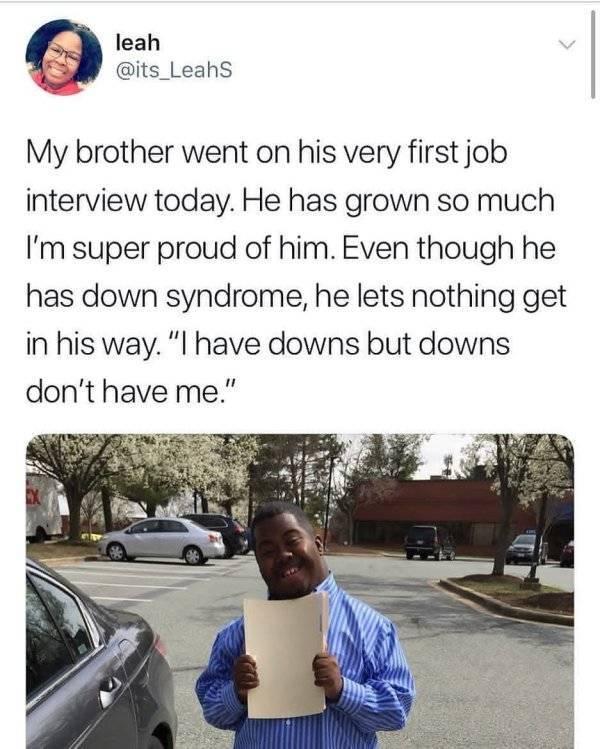Take This Wholesomeness!