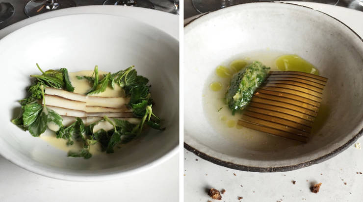 What Meals From Expensive Restaurants Look Like