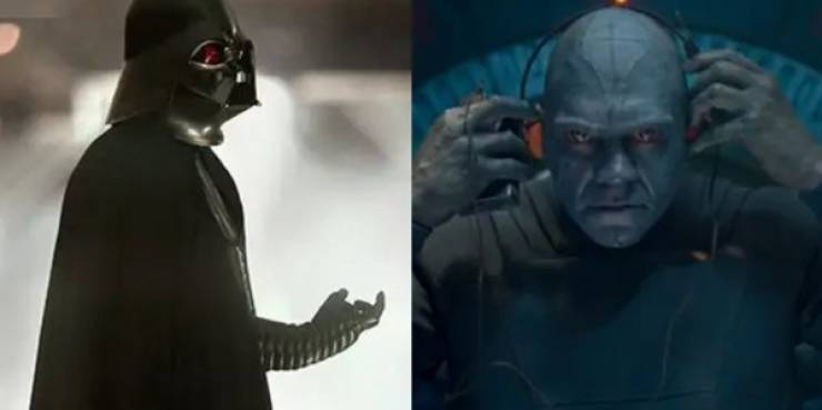 """Actors And Actresses You Can Find In Both """"Star Wars"""" And Marvel Movies"""