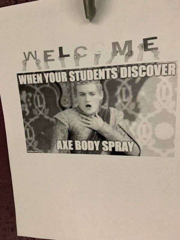 Teachers Try To Up Their Meme Game