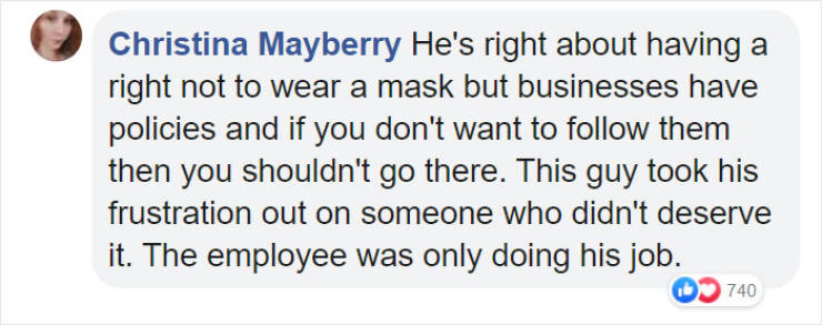 Guy Gets Kicked Out Of Costco For Not Wearing A Mask, Films It To Get Internet's Support