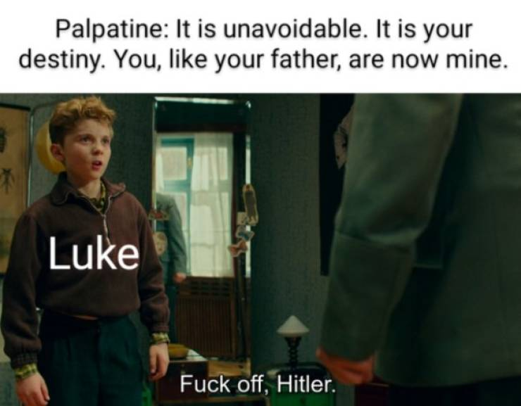 """Pull Out Your Lightsaber And Enjoy These """"Star Wars"""" Memes"""