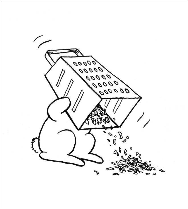 Some Bunnies Just Don't Want To Live On This Planet Anymore…