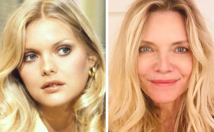 Celebrity Women Who Are Pretty Good At Aging