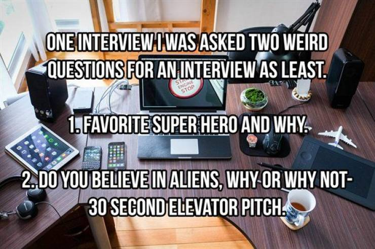 Some Interview Questions Are Just Not Okay…