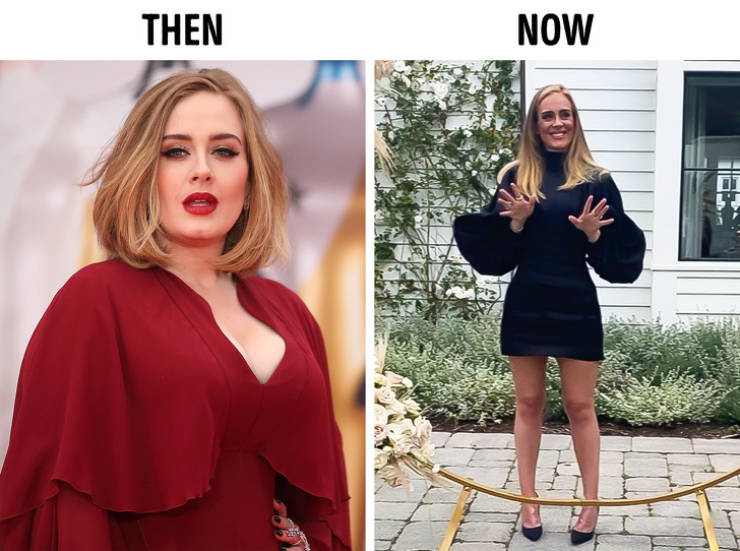 Celebs Who Improved Their Physical Form A Lot!