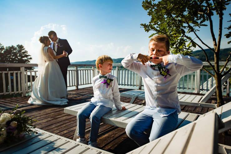 Kids Love Weddings So Much…