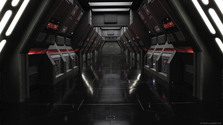 """Star Wars"" Backgrounds To Spice Up Your Online Conferences"