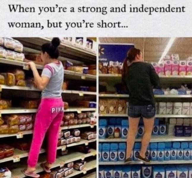 Women Will Know…