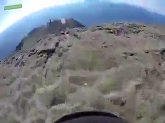 An Insane Flight