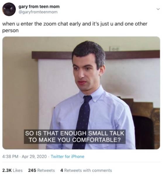 So, You Like Online Meetings Too?