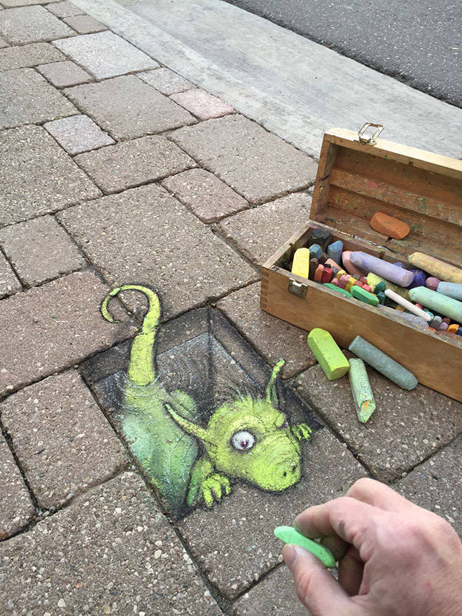 Is This 3D Art Alive?!