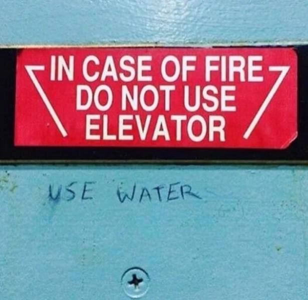 This Vandalism Is Insufferable!