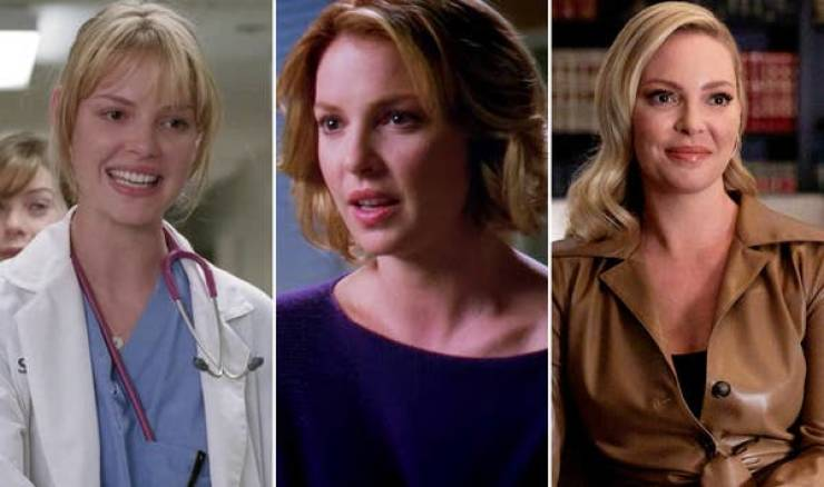 """""""Grey's Anatomy"""" Cast 15 Years Ago And Now"""