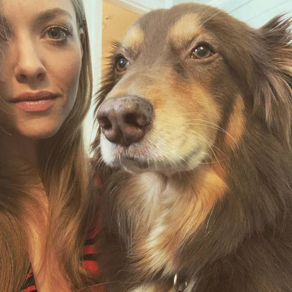 Celebs With Adopted Pets