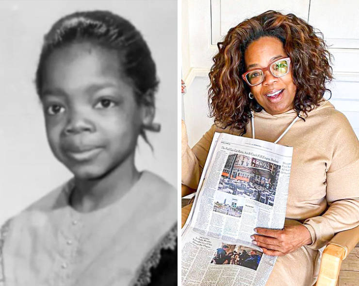 Celebs Way Before Their Fame