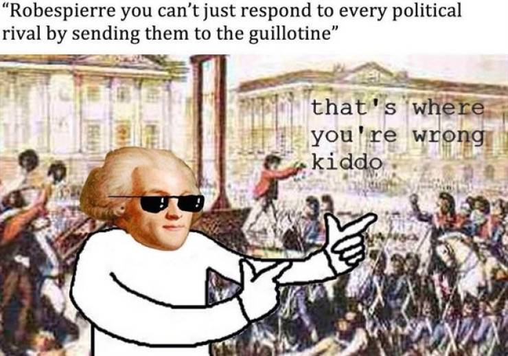Ready For A History Meme Lesson?