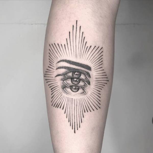 This Artist's Tattoos Will Mess With Your Head