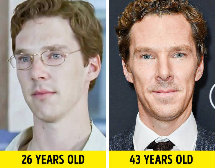 Age Makes These Hollywood Men Even Better!