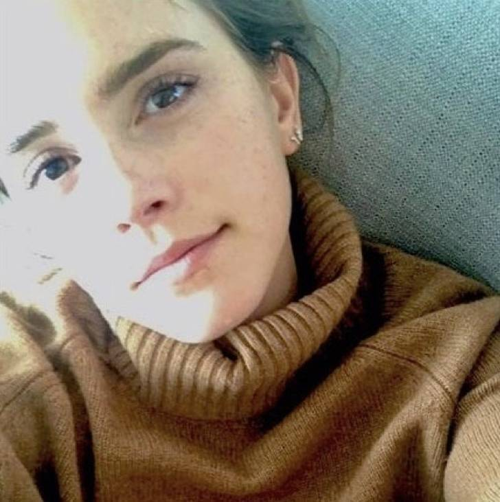 Celebrities Join The #NoMakeup Challenge