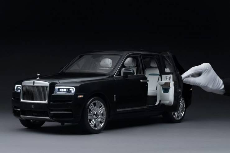 Yes, This Is A Miniature Rolls Royce. No, It's Not Cheaper Than A Real Car...