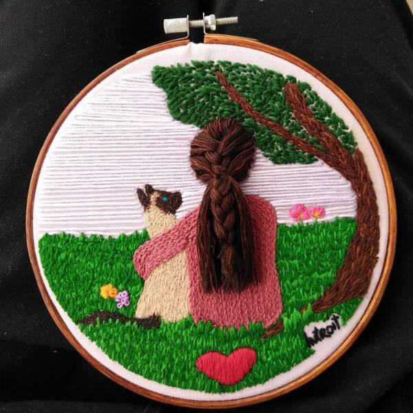 These Are Some Beautifully Embroidered Pieces!