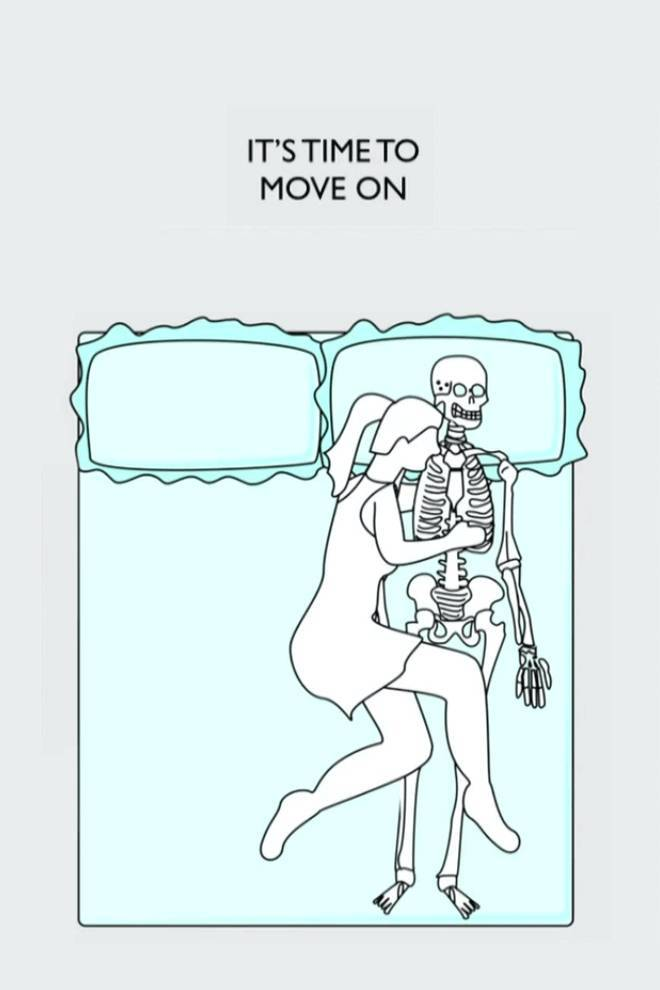Sleeping Positions And Your Relationship…