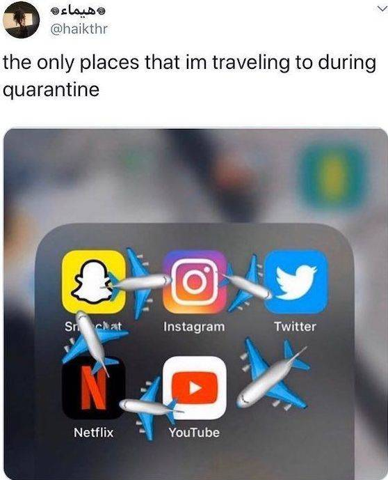 Memes Won't Help You Fight Your Cabin Fever