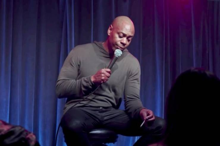 A Story About How Dave Chappelle Showed A Jokester What Humanity Means